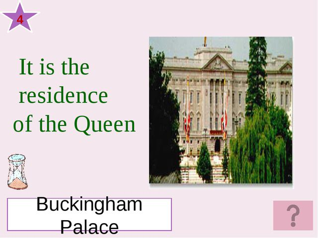 What is the capital of Great Britain? 13 London