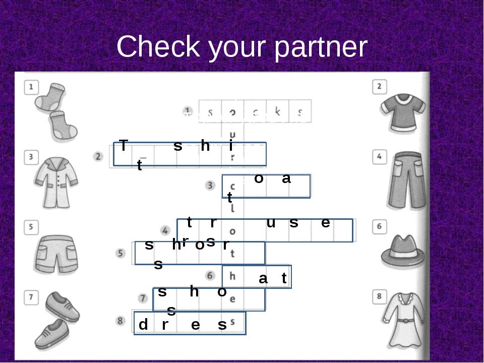 Check your partner T s h i t o a t t r u s e r s s h o r s a t s h o s d r e s