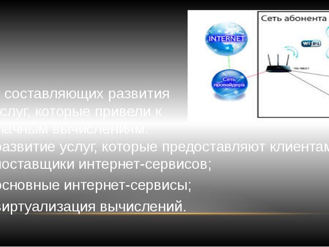 Три составляющих развития IT-услуг, которые привели к облачным вычислениям: р...