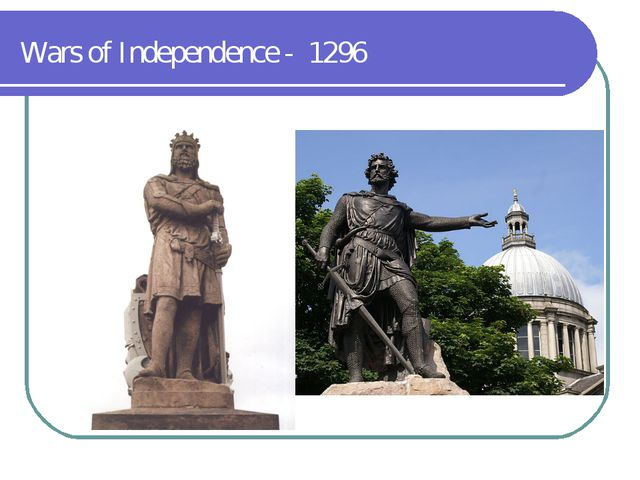 Wars of Independence - 1296