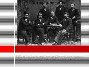 В 1895 году Ильич Ульянов отправляется заграницу. После этого он стал основат