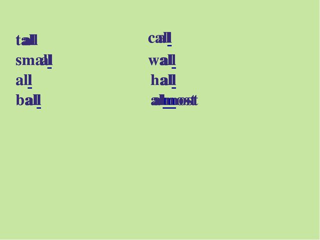 sm l l b l c l w l h l most al al al al al al al al tall small all ball call...