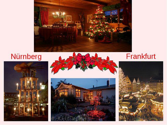 Frankfurt Nürnberg