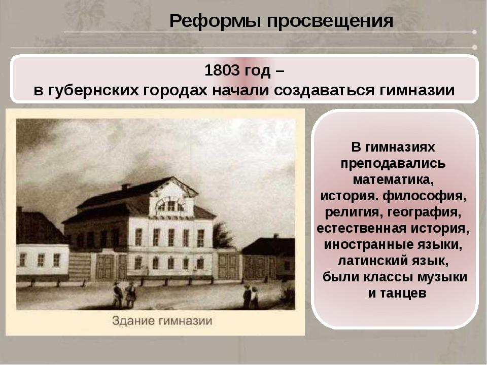 1804 год – учреждены церковно-приходские школы Вшколах изучали церковное пен...