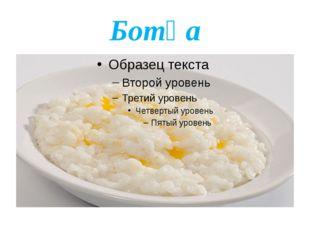 Ботқа