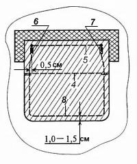 обработка кармана в рамку