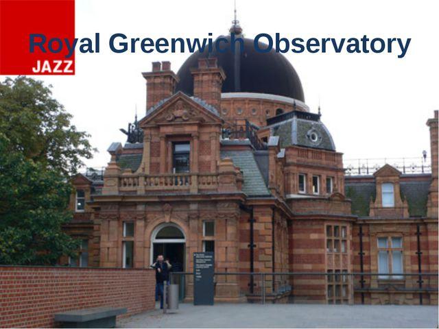 Royal Greenwich Observatory