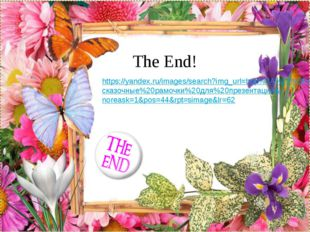 The End! https://yandex.ru/images/search?img_url=http%3A%2F%2Fcdn01.wallpape