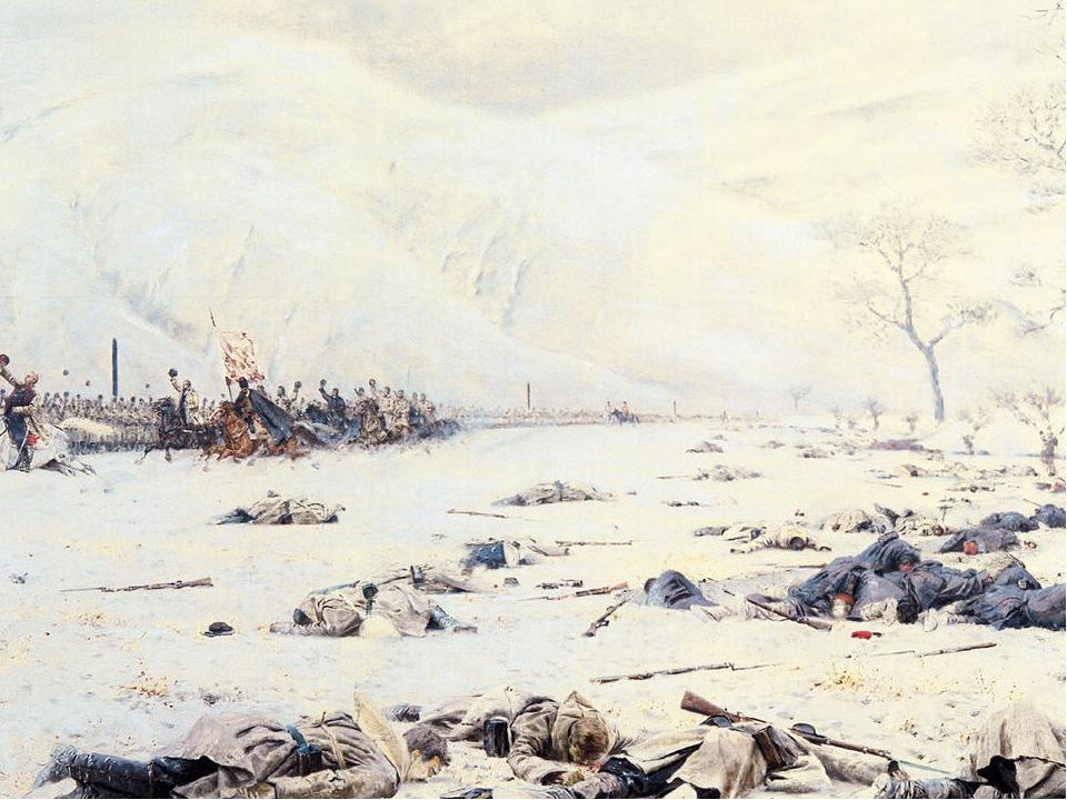 1878-1879. «Шипка-Шейново. Скобелев под Шипкой»