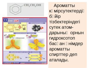 Ароматты көмірсутектердің бүйір тізбектеріндегі сутек атом-дарының орнын гидр