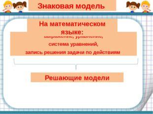 заполните следующую таблицу при условии, что решение задачи (РЗ) выполняется
