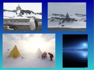 Из-за суровости климата в антарктиде нет постоянного населения. Однако там ра