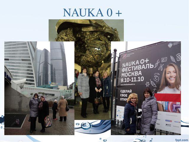 NAUKA 0 +