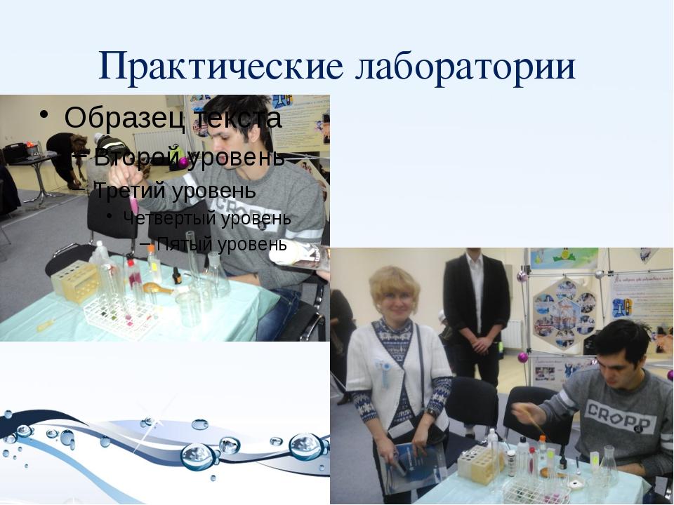Практические лаборатории