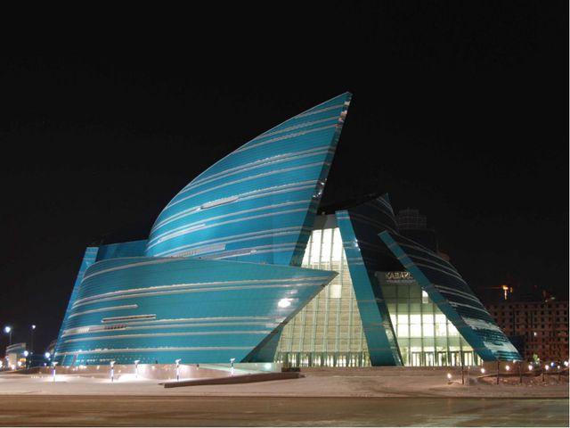 Официально Акмолабыла объявлена столицей Казахстана10 декабря 1997 года. Ме...