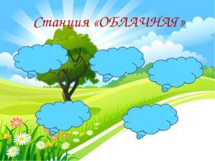 Станция «ОБЛАЧНАЯ»
