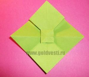 Поделки из квадрата