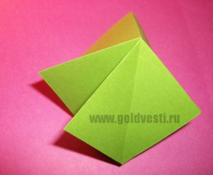 Двойной квадрат - базовая форма