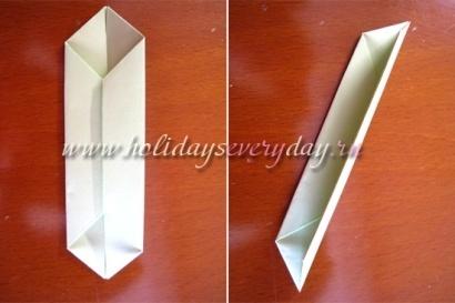 оригами для детей лотос
