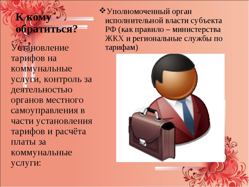 К кому обратиться? Уполномоченный орган исполнительной власти субъекта РФ (ка...