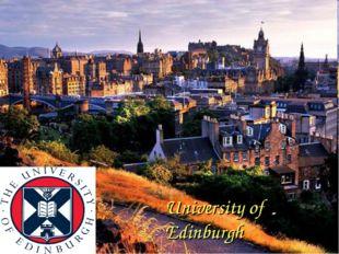 University of Edinburgh