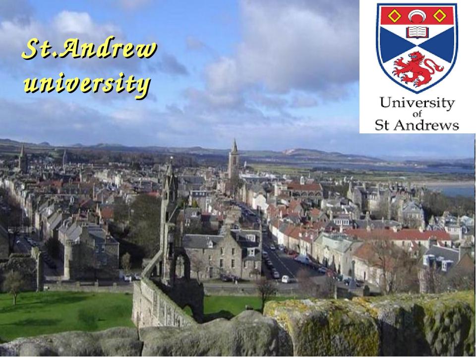 St.Andrew university