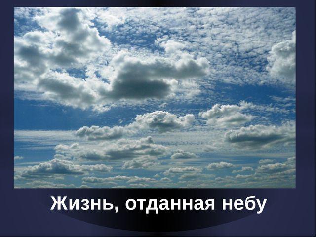Жизнь, отданная небу