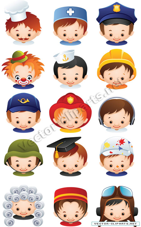 http://vector-cliparts.net/images/post/people/kid-professions.jpg