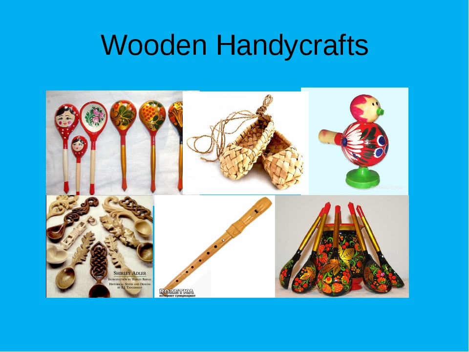 Wooden Handycrafts