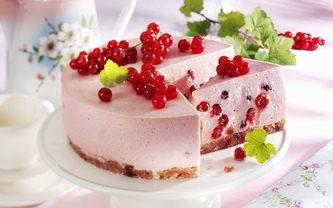 чашка, еда, десерт, пирожное, сладкое, смородины, торт