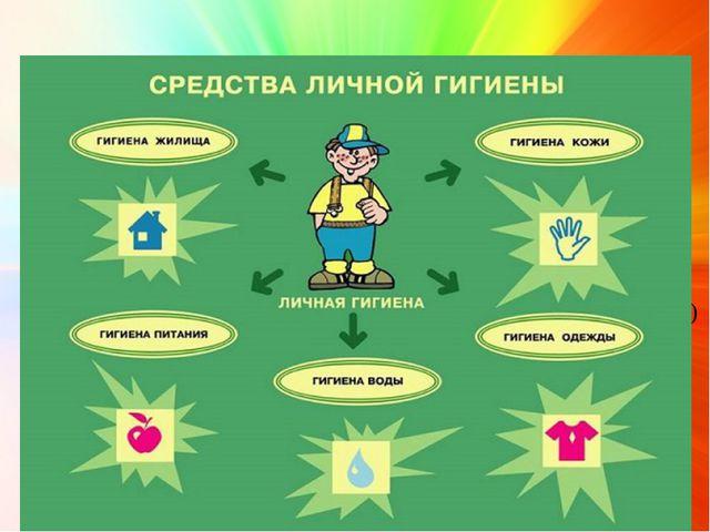 Личная гигиена Личная гигиена — совокупность гигиенических правил, выполнени...