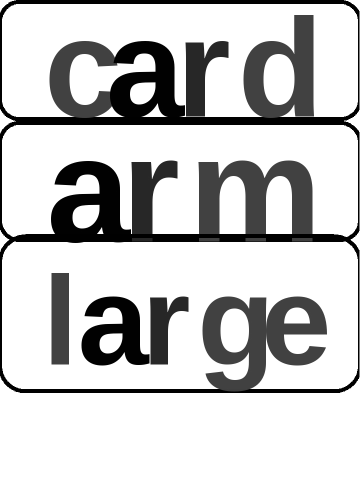 arm card large фон зар