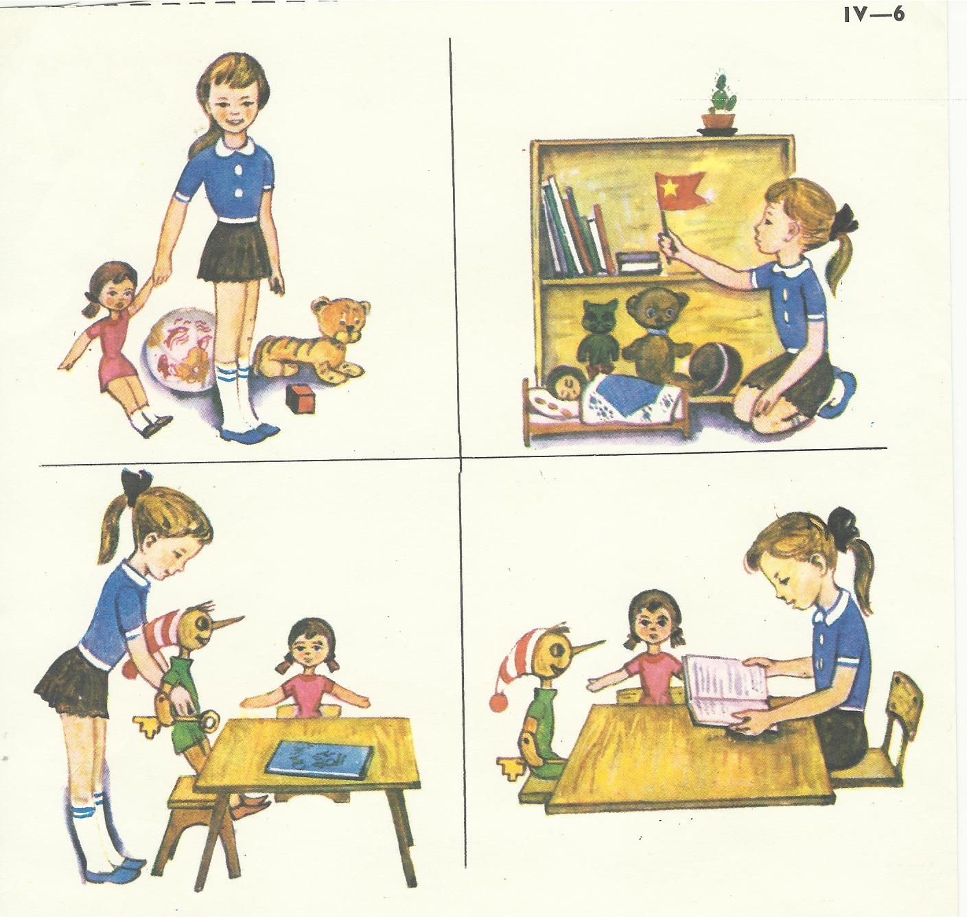 Рассказы по картинкам для развития речи детей