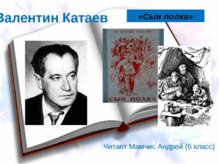Валентин Катаев Читает Мамчис Андрей (6 класс) «Сын полка»