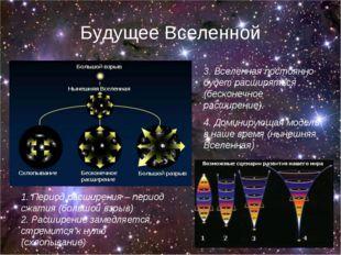 Будущее Вселенной 3. Вселенная постоянно будет расширяться (бесконечное расши
