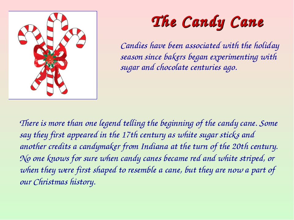 The Candy Cane Candies have been associated with the holiday season since bak...