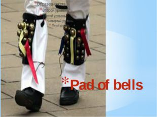 Pad of bells