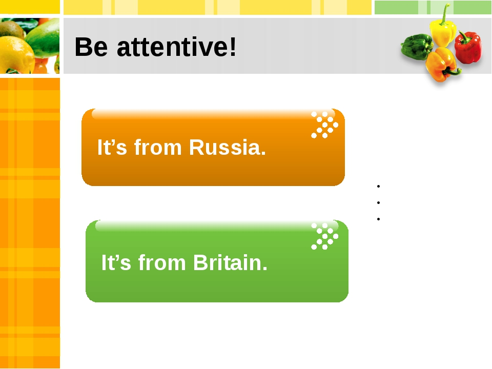 Be attentive! It's from Russia. Click to add Text Click to add Text Click to...