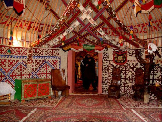 Аул* - селение осёдлых народов Центральной Азии