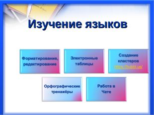 Изучение языков