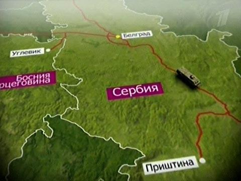 В России вспоминают марш-бросок десантников на Приштину в 1999 году вдв, косово, маршбросок