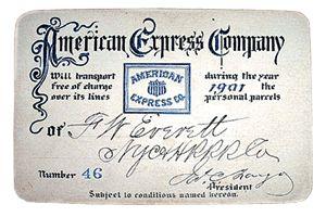 первые кредитные карточки