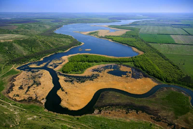 Фото достопримечательностей Донецка и Донецкой области: Региональный ландшафтный парк