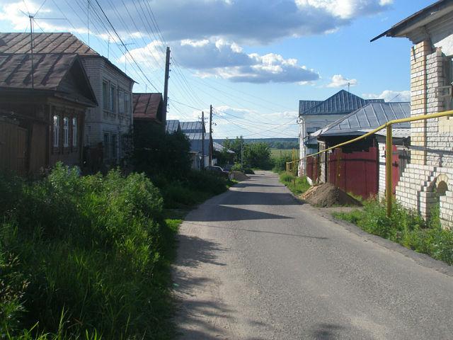 улица Кольцовая