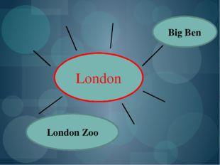 London Big Ben London Zoo