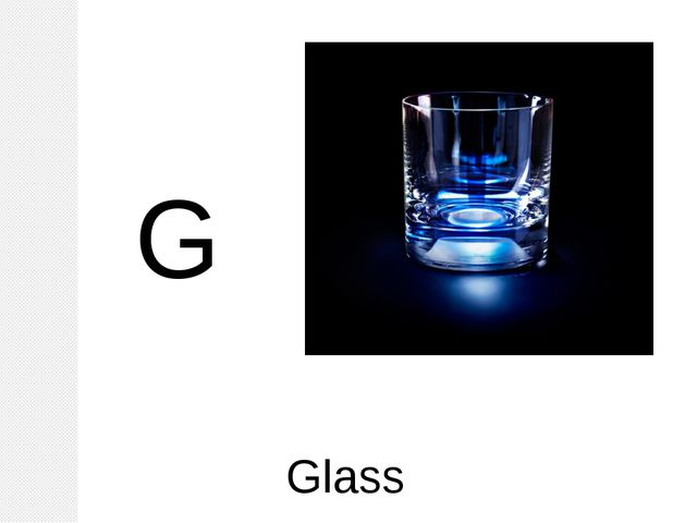 G Glass