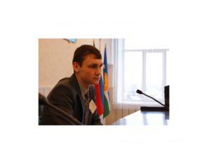 Спикер пятого созыва Аверьянов Никита