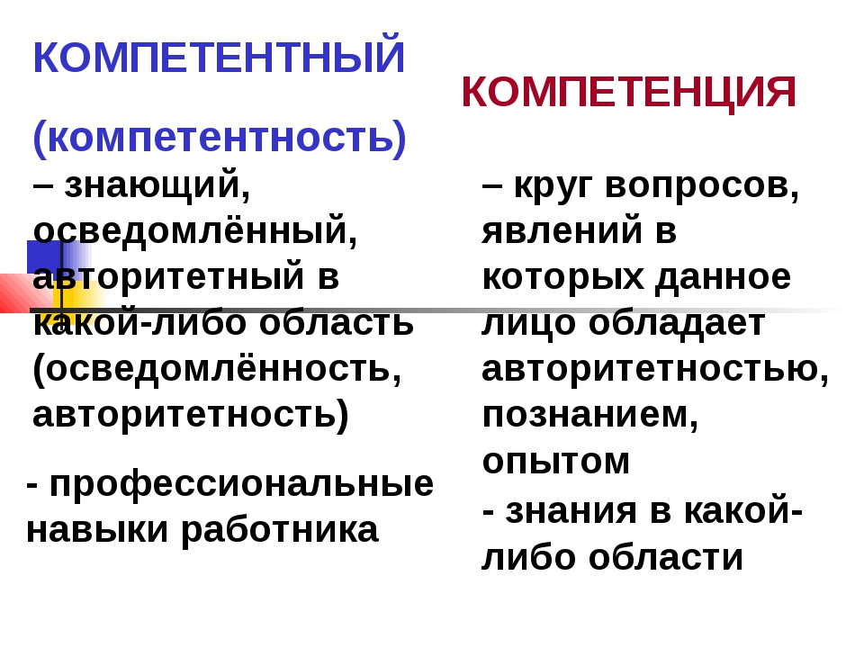 – знающий, осведомлённый, авторитетный в какой-либо область (осведомлённость,...