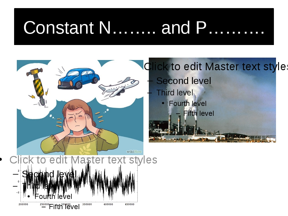 Constant N…….. and P……….