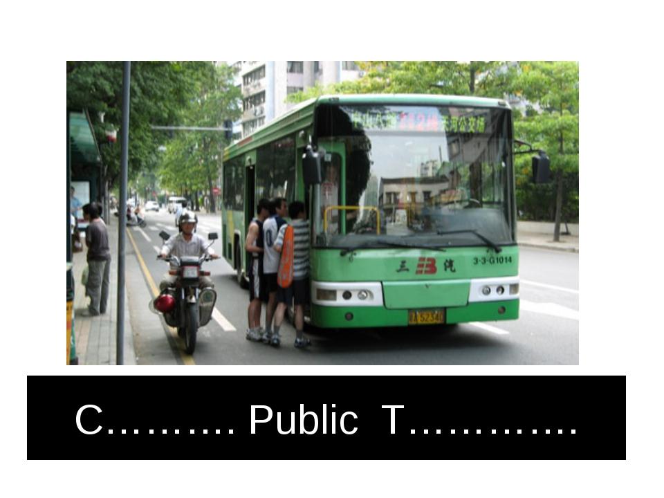 C………. Public T………….
